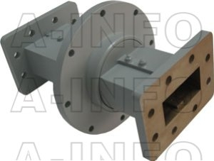 Single Channel Waveguide Rotary Joint- I Type