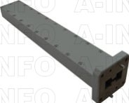 Double Ridge Waveguide Low Power Load