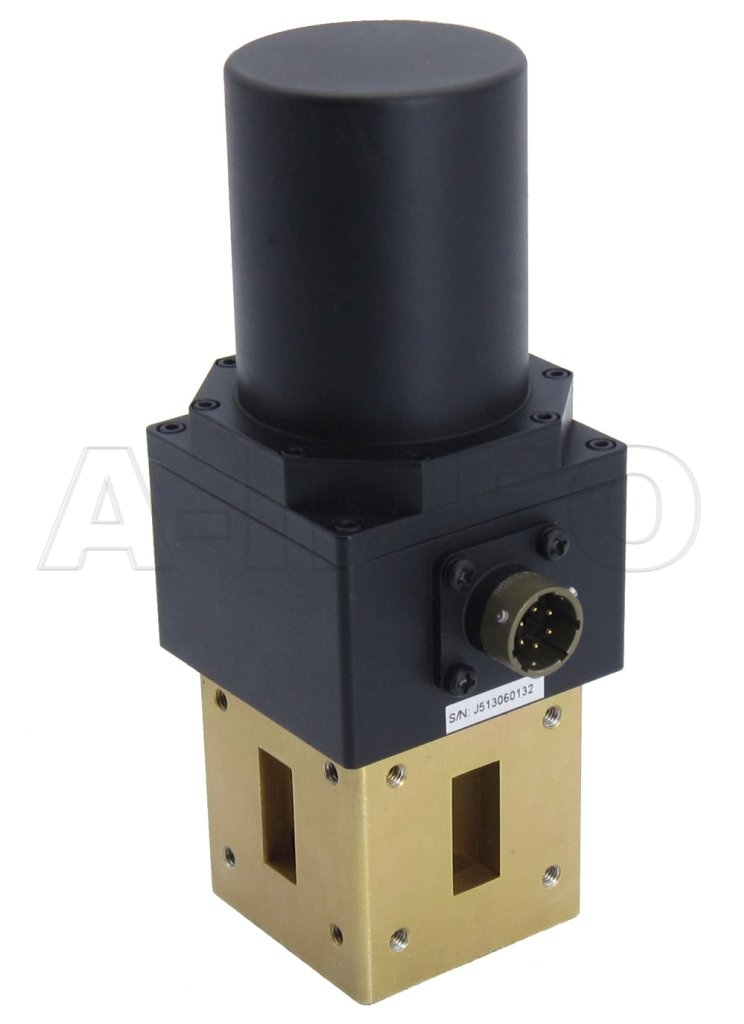 Rectangular Waveguide Switch, SPDT/DPDT