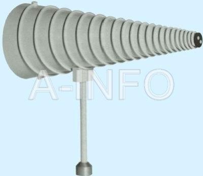 Conical Log Spiral Antennas