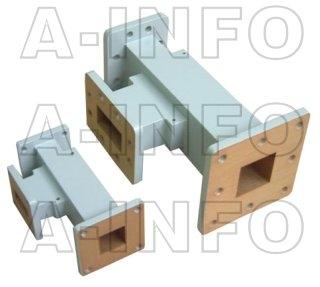 Waveguide Ortho-Mode Transducer (OMT)