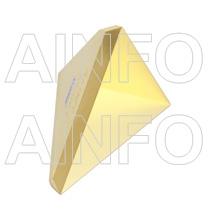 Radar Trihedral Corner Reflector