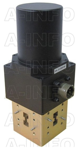 Double Ridge Waveguide Switch, SPDT/DPDT