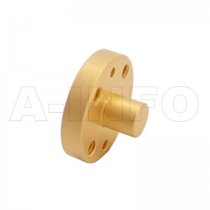 10WS_Cu WR10 Waveguide Short Plates 75-110GHz with Rectangular Waveguide Interface