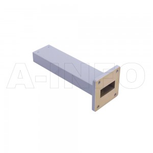 112WPL WR112 Waveguide Precisoin Load 7.05-10GHz with Rectangular Waveguide Interface