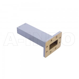 159WPL WR159 Waveguide Precisoin Load 4.9-7.05GHz with Rectangular Waveguide Interface