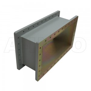 1800WSPA14 WR1800 Wavelength 1/4 Spacer(Shim) 0.41-0.62GHz with Rectangular Waveguide Interfaces
