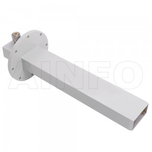 229EWG7 Open Ended Waveguide Probe 3.3-4.9GHz 5dB Gain 7mm