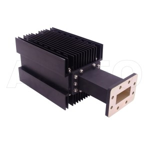 229WHPL3000 WR229 Waveguide High Power Load 3.3-4.9GHz with Rectangular Waveguide Interface