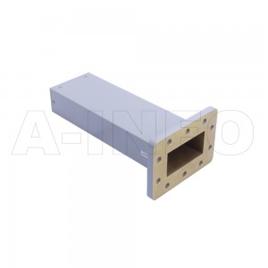 229WPL WR229 Waveguide Precisoin Load 3.3-4.9GHz with Rectangular Waveguide Interface