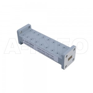 28LB-BP-37000-40000 WR28 Waveguide Band Pass Filter 26.5-40Ghz with Two Rectangular Waveguide Interfaces