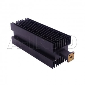 28WHPL500 WR28 Waveguide High Power Load 26.5-40GHz with Rectangular Waveguide Interface