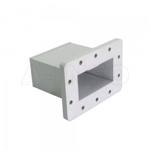 340WECAN Endlaunch Rectangular Waveguide to Coaxial Adapter 2.2-3.3GHz WR340 to N Type Female