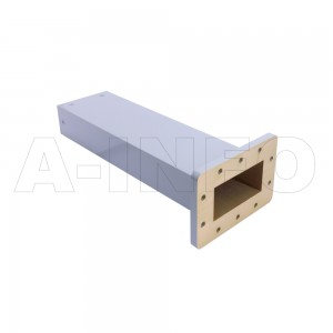 340WPL WR340 Waveguide Precisoin Load 2.2-3.3GHz with Rectangular Waveguide Interface
