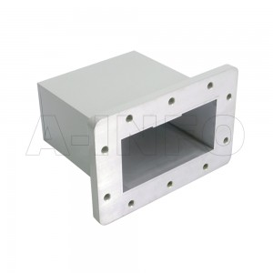 430WECAN Endlaunch Rectangular Waveguide to Coaxial Adapter 1.7-2.6GHz WR430 to N Type Female