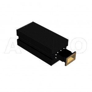 430WHPL6500_DM WR430 Waveguide High Power Load 1.7-2.6GHz with Rectangular Waveguide Interface