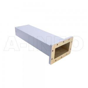 510WMPL70 WR510 Waveguide Low-Medium Power Load 1.45-2.2GHz with Rectangular Waveguide Interface