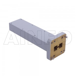 650DRWLPL WRD650 Double Ridge Waveguide Low Power Load 6.5-18GHz with Rectangular Waveguide Interface