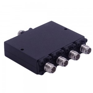 GF-T4-60500 4-Way Coaxial Power Divider 6.0-50.0GHz 2.4mm Female