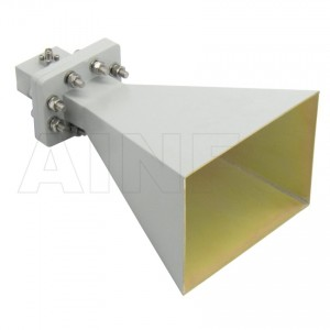 LB-OH-159-15-C-3.5F Octave Horn Antenna 4-8GHz 15dB Gain 3.5mm Female