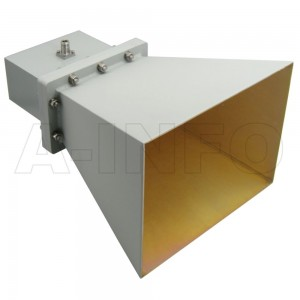 LB-OH-650-10-C-NF Octave Horn Antenna 1-2GHz 10dB Gain N Type Female