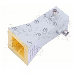 LB-SJ-180435-2.4F Broadband Dual Polarization Horn Antenna 18-43.5GHz 15dB Gain 2.4mm Female
