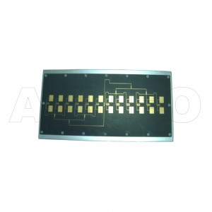 MAA-935985-C10 Microstrip Array Antenna 9.35-9.85GHz 20dB Gain SMA Female