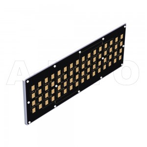 MAA-9600-C23 Microstrip Array Antenna 9.45-9.75GHz 20dB Gain SMA Female