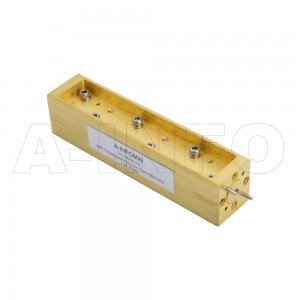 12WPFA-50_Cu WR12 Waveguide Low Power Precision Fixed Attenuator 60-90GHz with with Two Rectangular Waveguide Interfaces