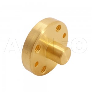 12WS_Cu WR12 Waveguide Short Plates 60-90GHz with Rectangular Waveguide Interface