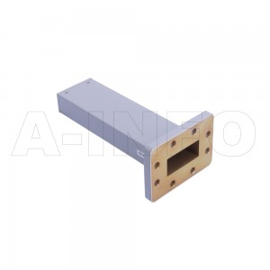 137WPL WR137 Waveguide Precisoin Load 5.85-8.2GHz with Rectangular Waveguide Interface