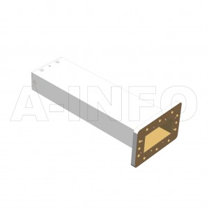 159WPL_P0 WR159 Waveguide Precisoin Load 4.9-7.05GHz with Rectangular Waveguide Interface