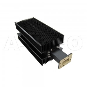 187WHPL3000 WR187 Waveguide High Power Load 3.95-5.85GHz with Rectangular Waveguide Interface