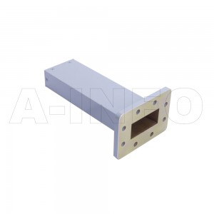 187WPL WR187 Waveguide Precisoin Load 3.95-5.85GHz with Rectangular Waveguide Interface