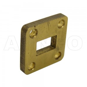28-FBP320 WR28 Waveguide Flange 26.5-40GHz with Rectangular Waveguide Interface