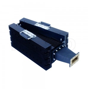 284WHPL3500 WR284 Waveguide High Power Load 2.6-3.95GHz with Rectangular Waveguide Interface