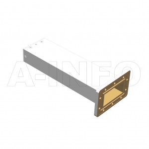 284WPL_DM WR284 Waveguide Precisoin Load 2.6-3.95GHz with Rectangular Waveguide Interface