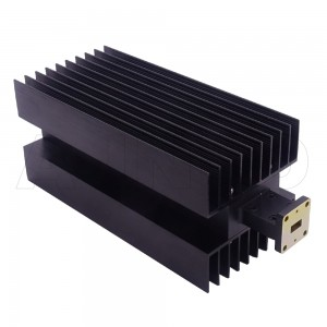 34WHPL700_P0 WR34 Waveguide High Power Load 22-33GHz with Rectangular Waveguide Interface