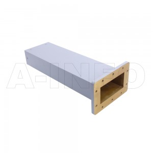 430WMPL60 WR430 Waveguide Low-Medium Power Load 1.7-2.6GHz with Rectangular Waveguide Interface