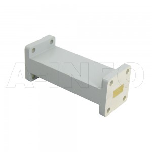 51LB-LP-15000-22000 WR51 Waveguide Low Pass Filter 15-22Ghz with Two Rectangular Waveguide Interfaces