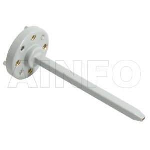 5EWG Open Ended Waveguide Probe 140-220GHz 6dB Gain Rectangular Waveguide Interface