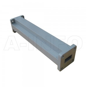 62LB-HP-12400-18000 WR62 Waveguide High Pass Filter 12.4-18Ghz with Two Rectangular Waveguide Interfaces