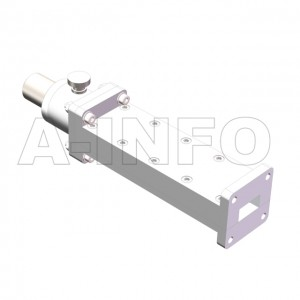 62WSS WR62 Waveguide Sliding Short Plates 12.4-18GHz with Rectangular Waveguide Interface