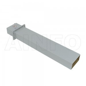 650EWGS Open Ended Waveguide Probe 1.12-1.7GHz 5dB Gain SMA Female
