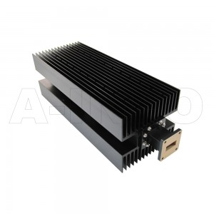 90WHPL1700 WR90 Waveguide High Power Load 8.2-12.4GHz with Rectangular Waveguide Interface