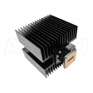 90WHPL750 WR90 Waveguide High Power Load 8.2-12.4GHz with Rectangular Waveguide Interface