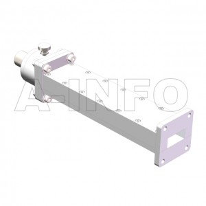 90WSS WR90 Waveguide Sliding Short Plates 8.2-12.4GHz with Rectangular Waveguide Interface