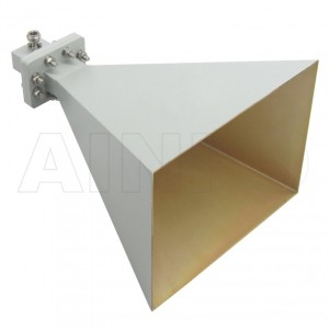 LB-OH-159-20-C-NF Octave Horn Antenna 4-8GHz 20dB Gain N Type Female
