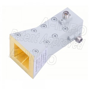 LB-SJ-180400-KF Broadband Dual Polarization Horn Antenna 18-40GHz 15dB Gain 2.92mm Female