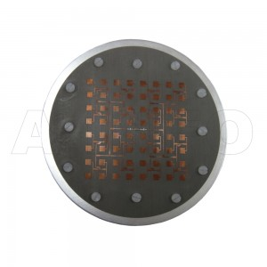 MAA-240255 Microstrip Array Antenna 24-25.5GHz 22.5dB Gain SMA Female